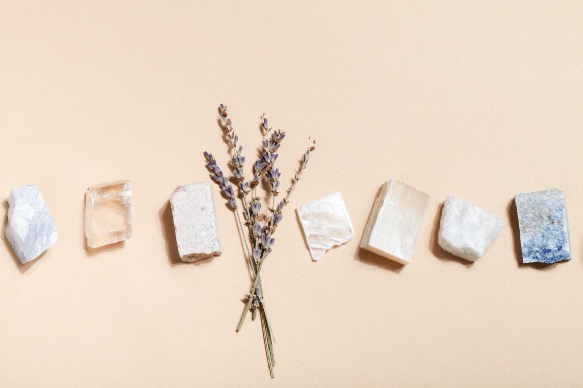 Lithotherapie pierre