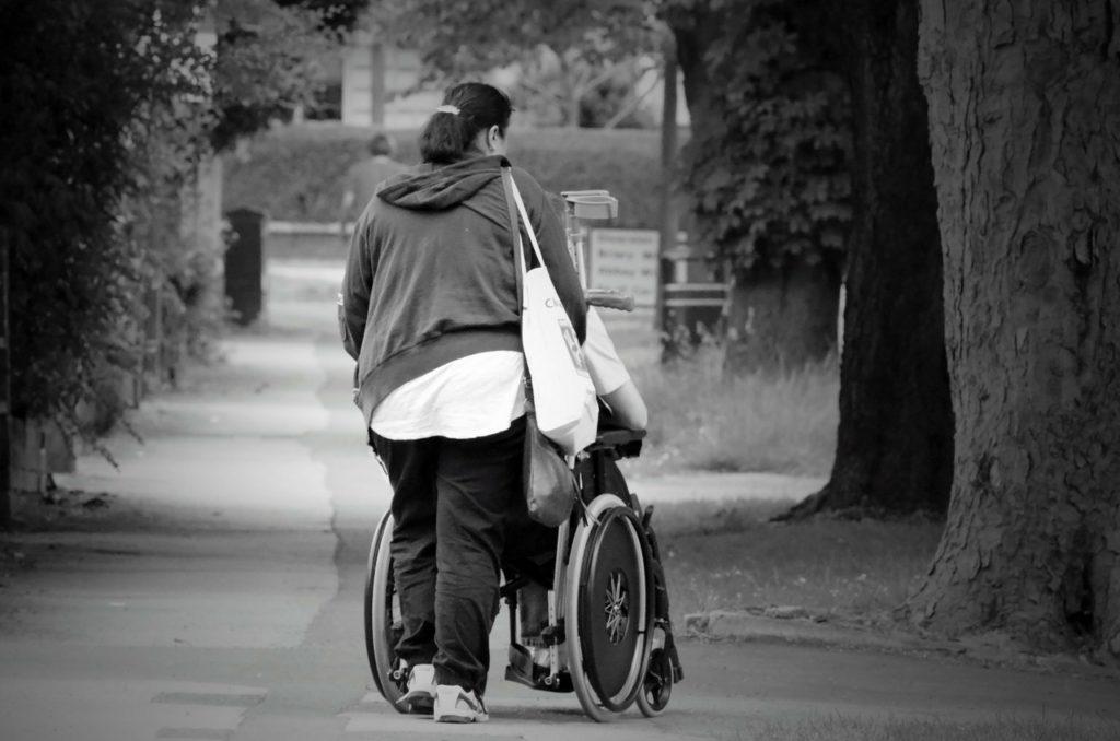 Métiers intervenant dans l'aide aux handicapés