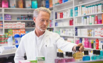 agencer une pharmacie