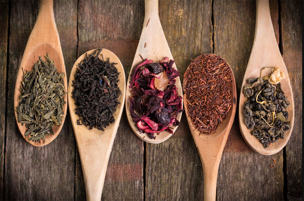 bienfaits du thé naturel