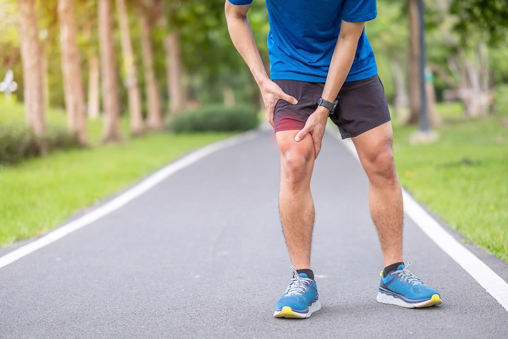 chanvre et douleur musculaire