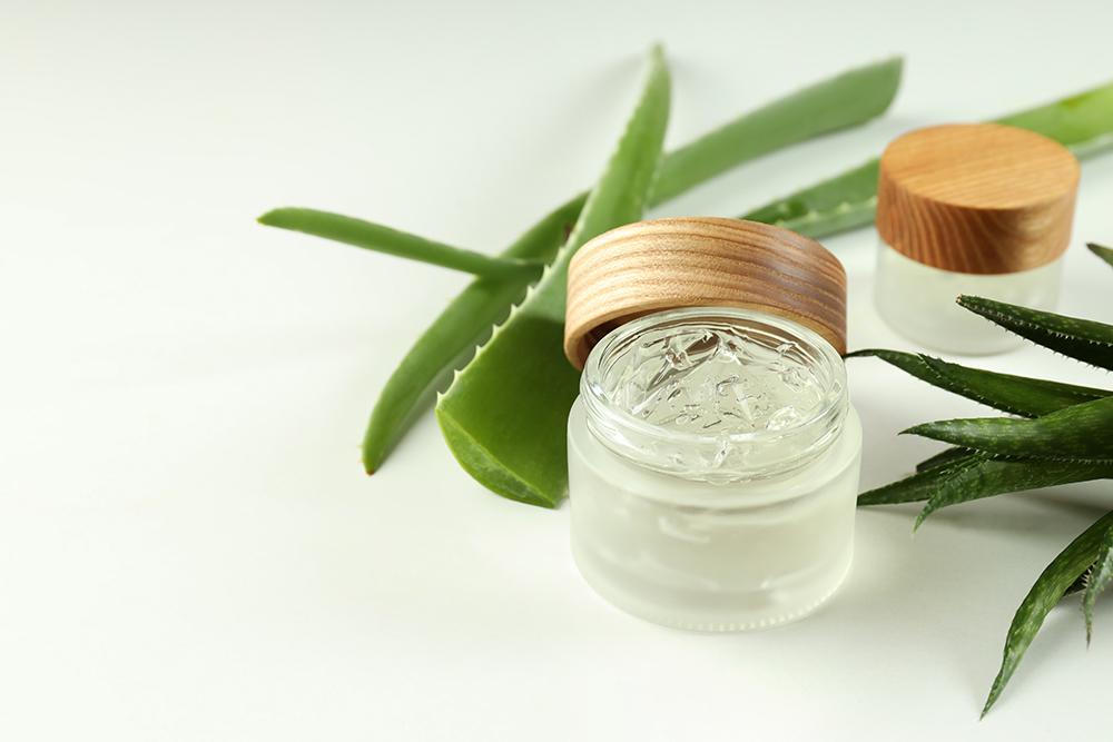 cosmétiques huile de CBD