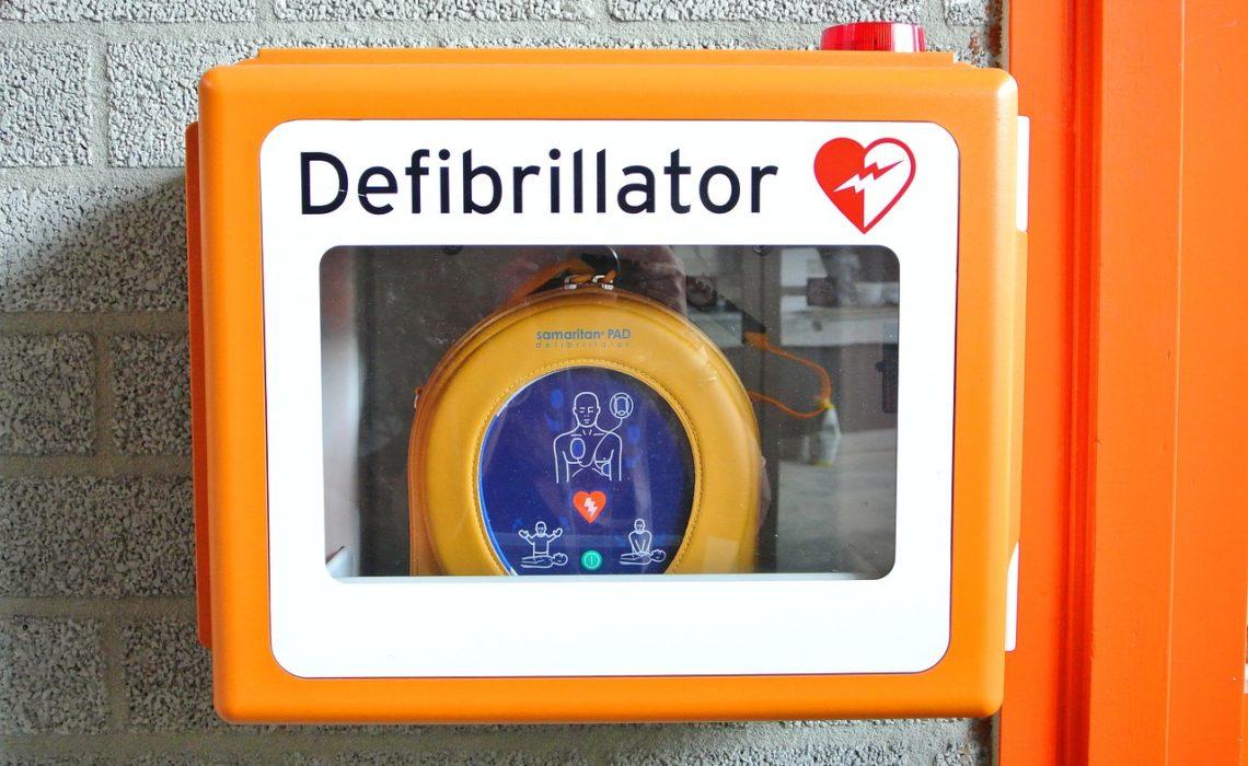s'équiper d'un défibrillateur automatique externe