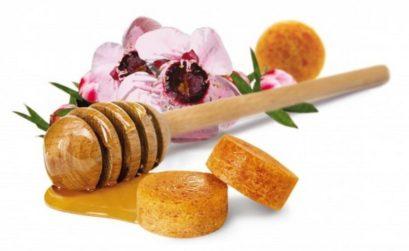Dentifrice anti-bactérien au miel de manuka