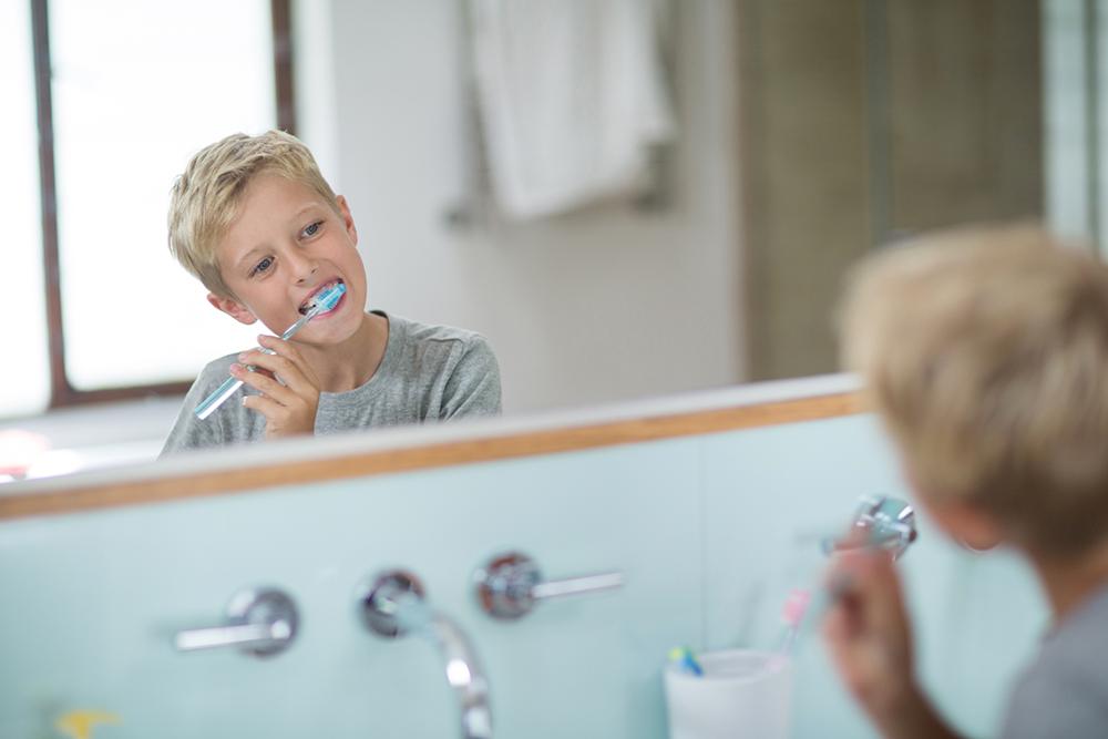 dents enfants