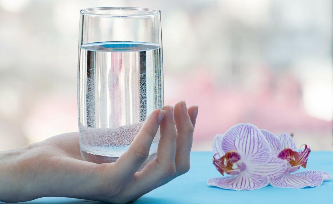 eau distillé