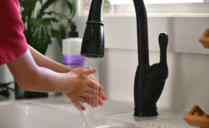 eau du robinet chaude