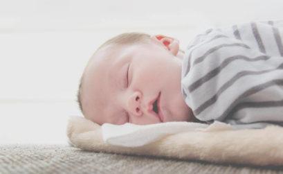 faire dormir un bébé