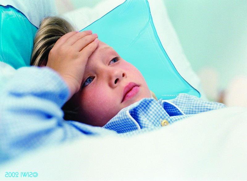 Fièvres et températures chez les enfants