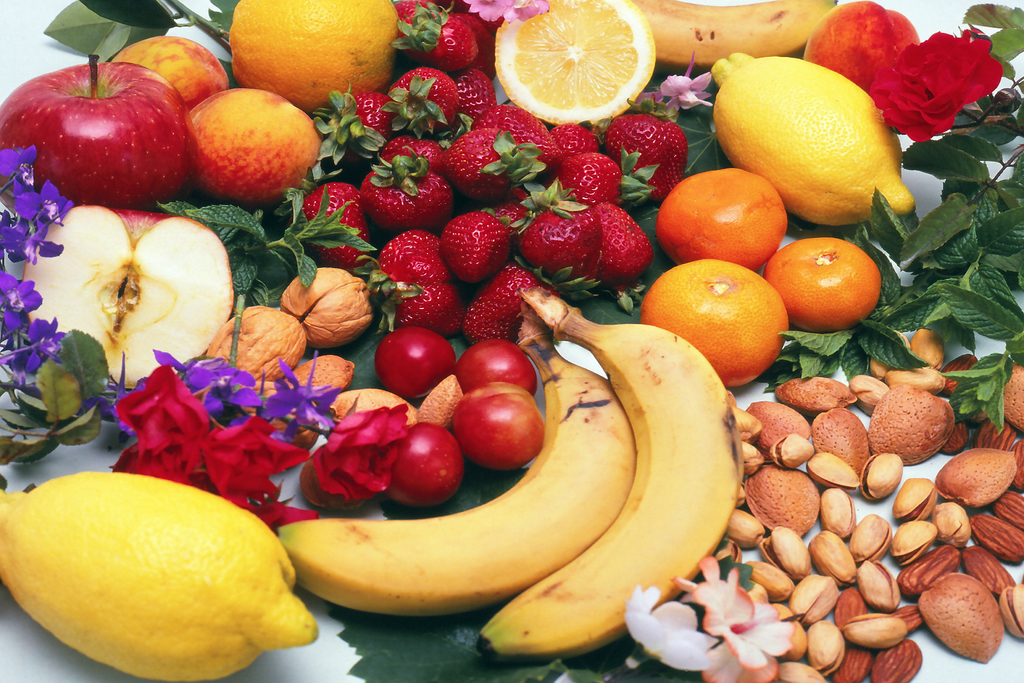 alimention fruits