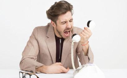Gérer ses émotions face à des clients toxiques