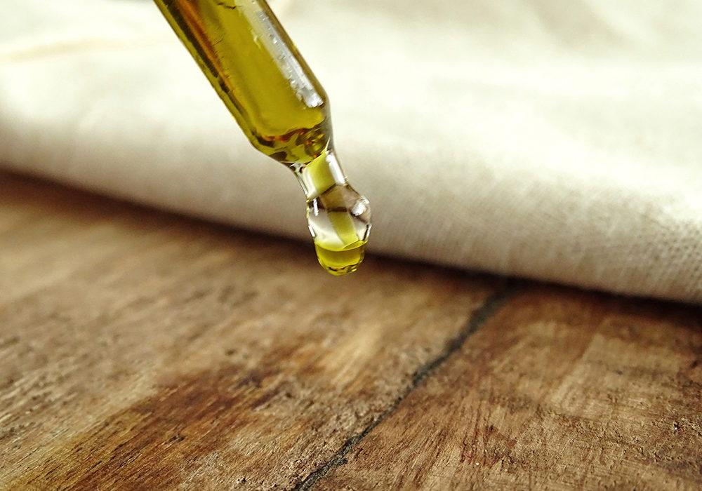 huile de cannabis
