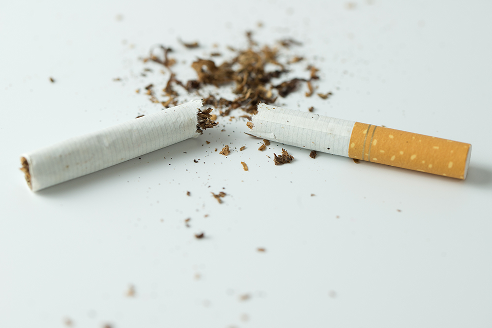 hypnose et cigarette