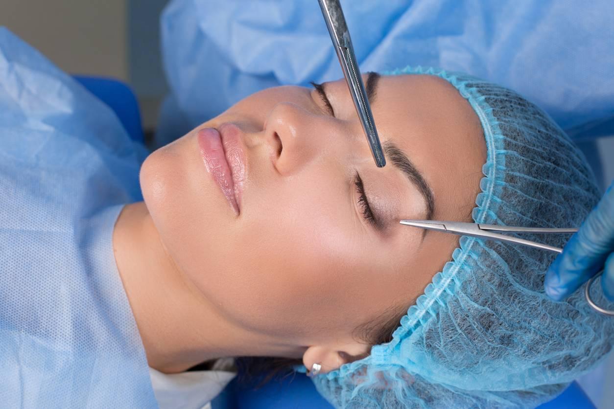 blépharoplastie, chirurgie anti-âge