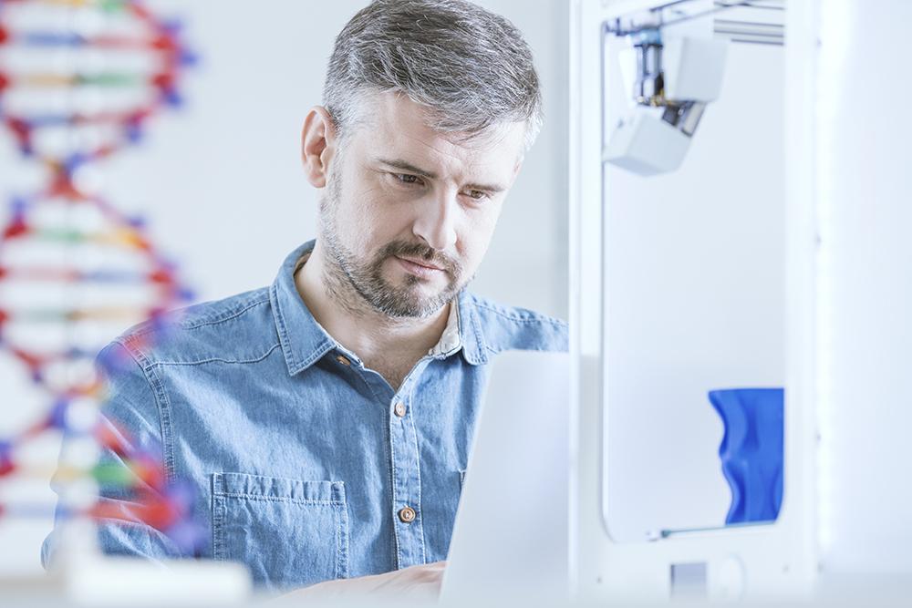 industrie médicale et 3D