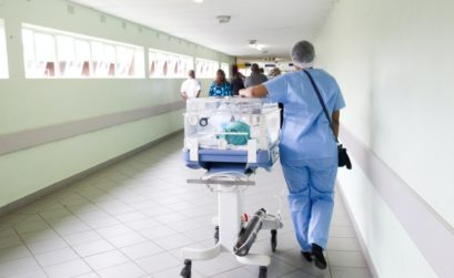 infirmière hôpital