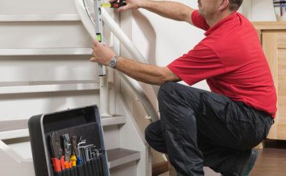 installer un monte-escalier
