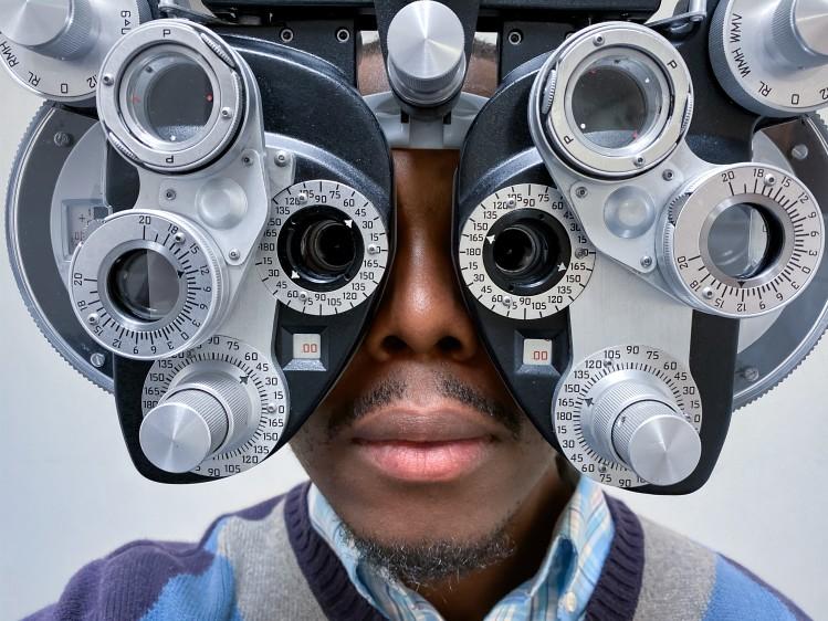 laser yeux