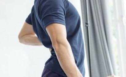 les douleurs du dos