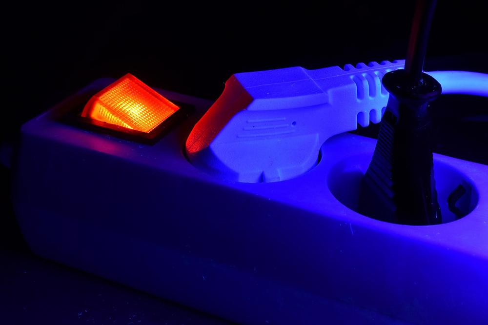 lumière UV