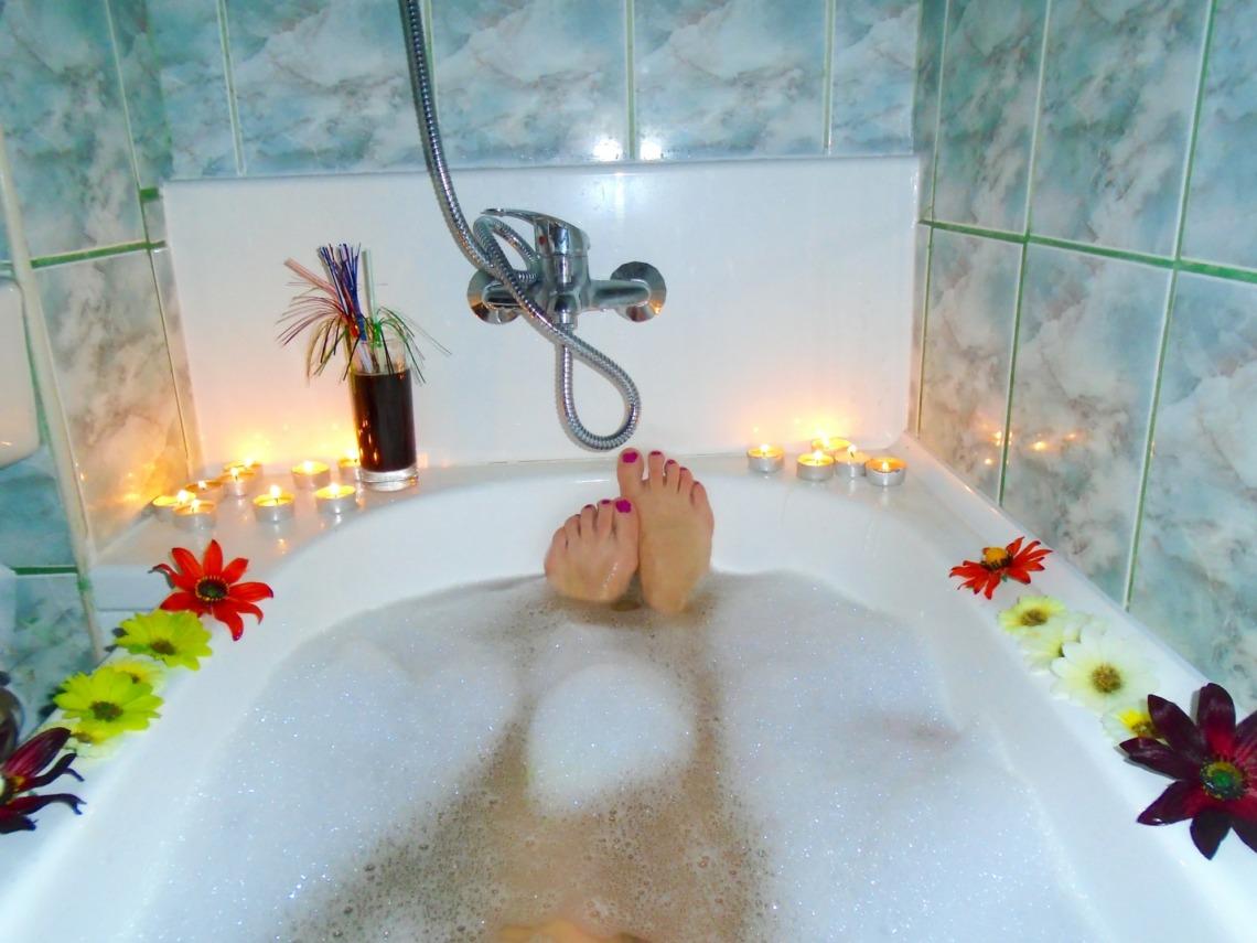 perle de bain