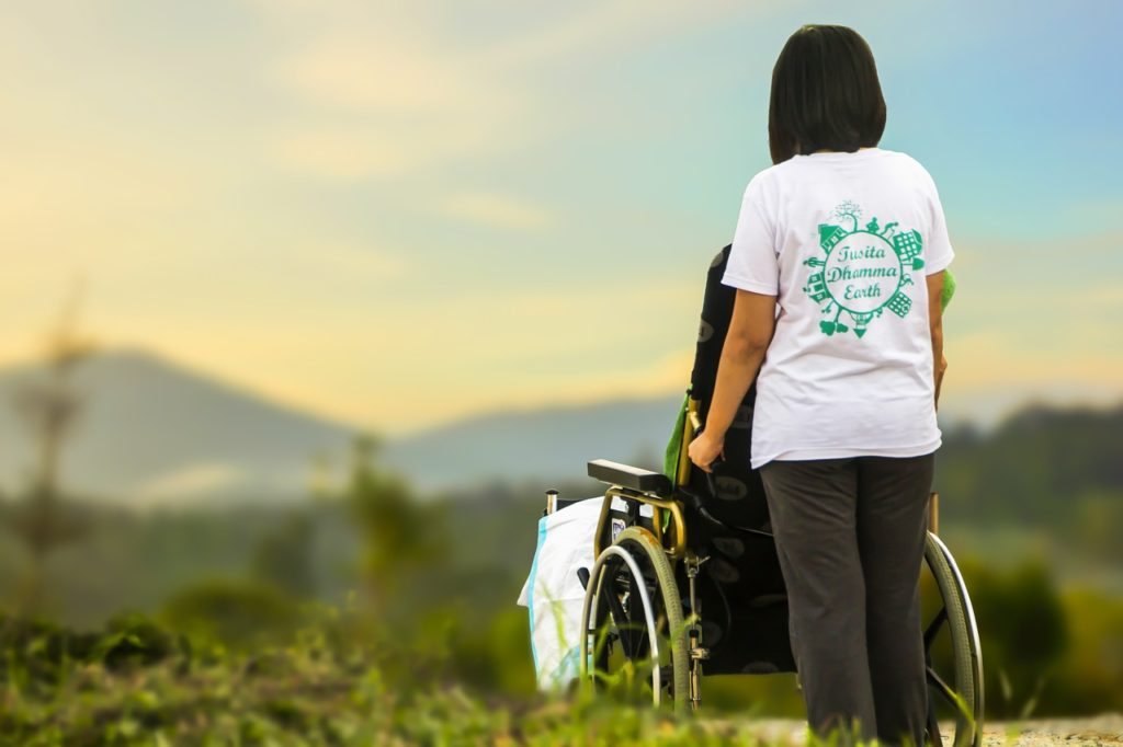 personnes âgées en situation de handicap