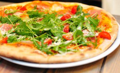 pizza à manger