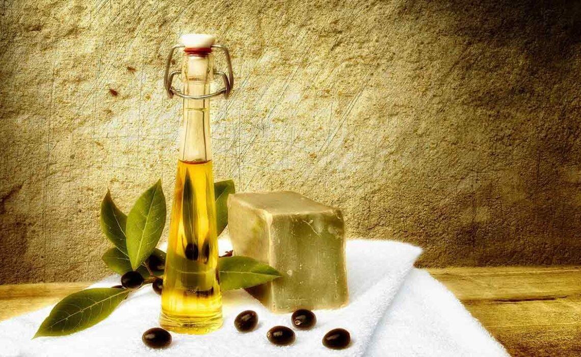 savons avec huile d'olive