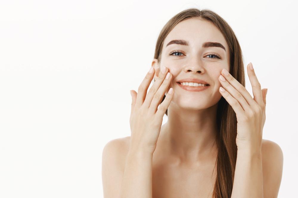 se débarrasser de la peau sèche
