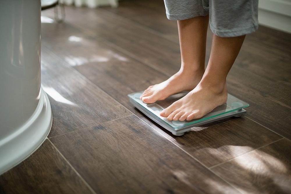 secret du poids