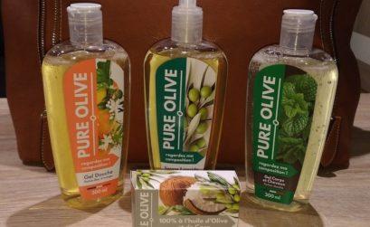 Shampooing bio à l'huile d'olive et à la fleur d'oranger