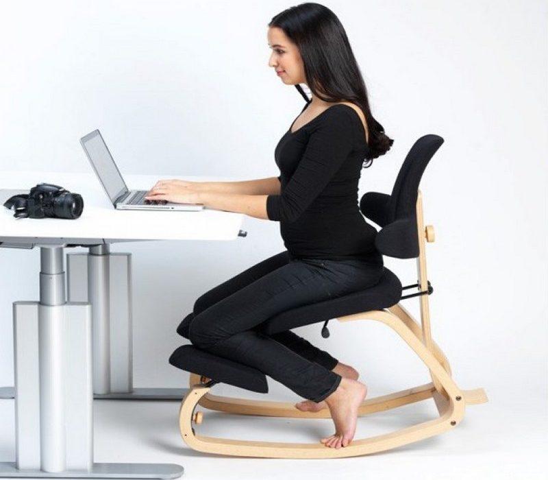 Siège ergonomique Stabido