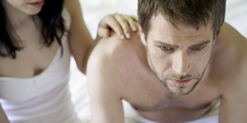 Signes de ménopause masculine