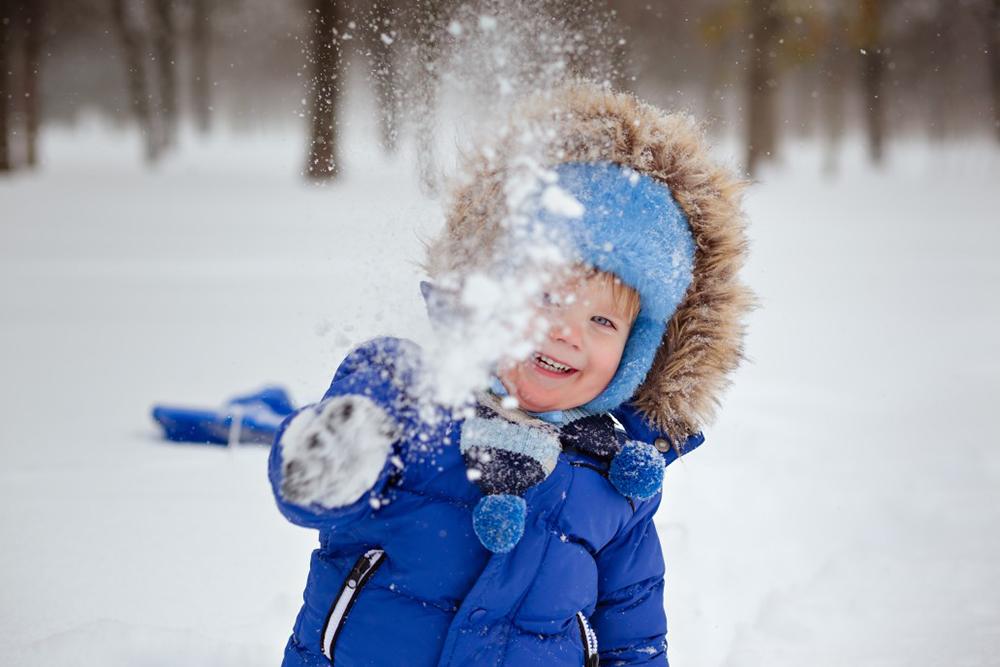 sorties bébé hiver