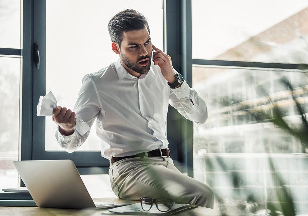 stress du à la gestion d'entreprise