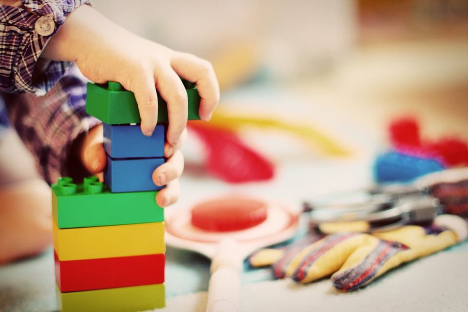 toxicité des jouets pour enfants