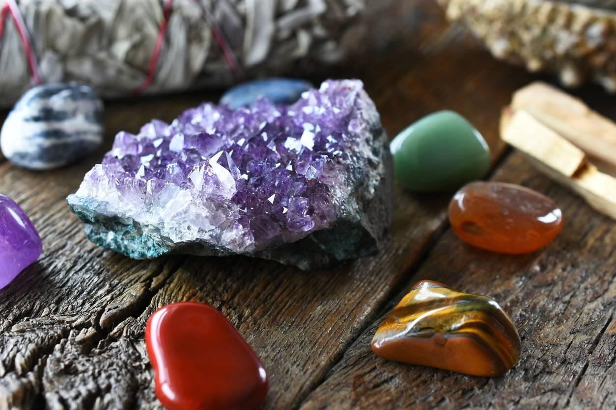 lithothérapie vertus des pierres