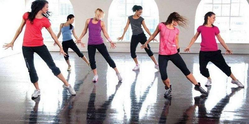 Zumba Fitness pour être en forme